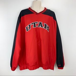 Other - MEN'S University of Utah Windbreaker